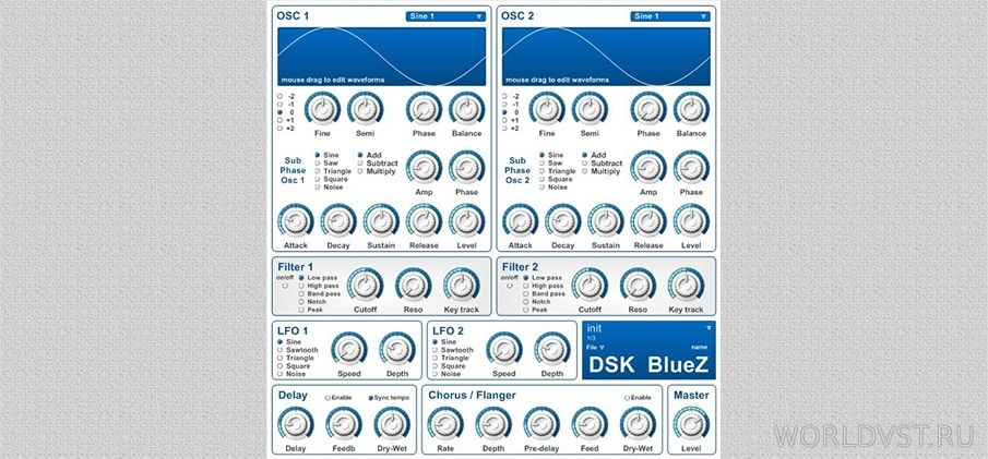DSK - BlueZ [WiN x86] [Free]