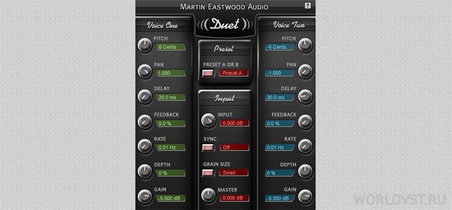 Martin Eastwood Audio - Duet [WiN x86] [Free]