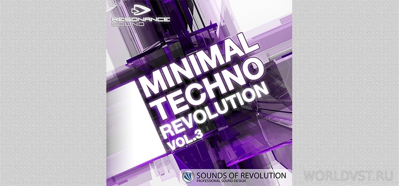 Resonance Sound (by SOR) - Minimal Techno Revolution Vol.3 [Demo Pack] [Free]