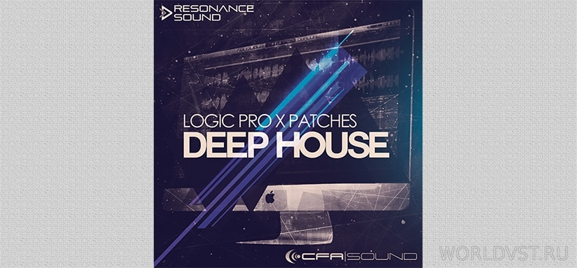 Resonance Sound (by CFA-Sound) - Logic Pro X Deep House Patches [Demo Pack] [Free]