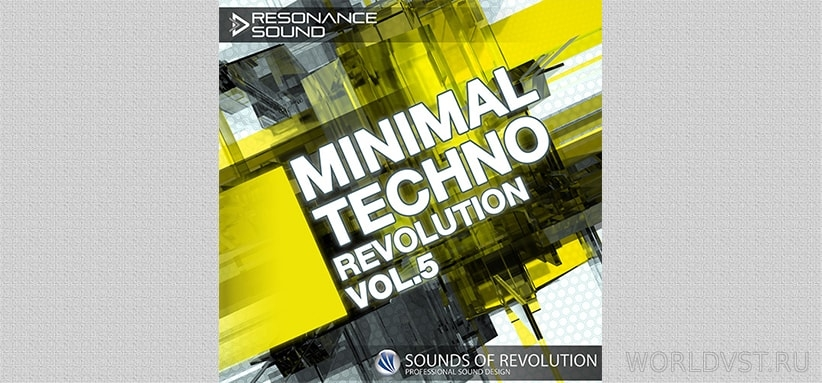 Resonance Sound (by SOR) - Minimal Techno Revolution Vol.5 [Demo Pack] [Free]