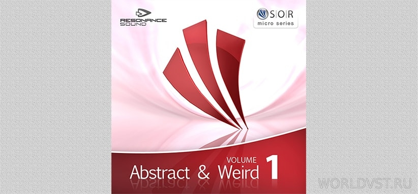 Resonance Sound (by SOR) - Abstract & Weird Vol.1 [Demo Pack] [Free]