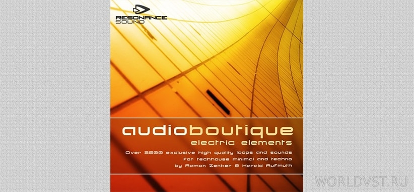 Resonance Sound (by Audio Boutique) – Electric Elements Vol.1 [Demo Pack] [Free]