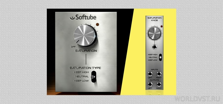 Softube - Saturation Knob [WIN.OSX] [x86 x64] [Free]