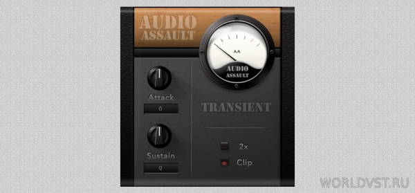Audio Assault - Transient v1.0.1 [Free] :: Беспла...