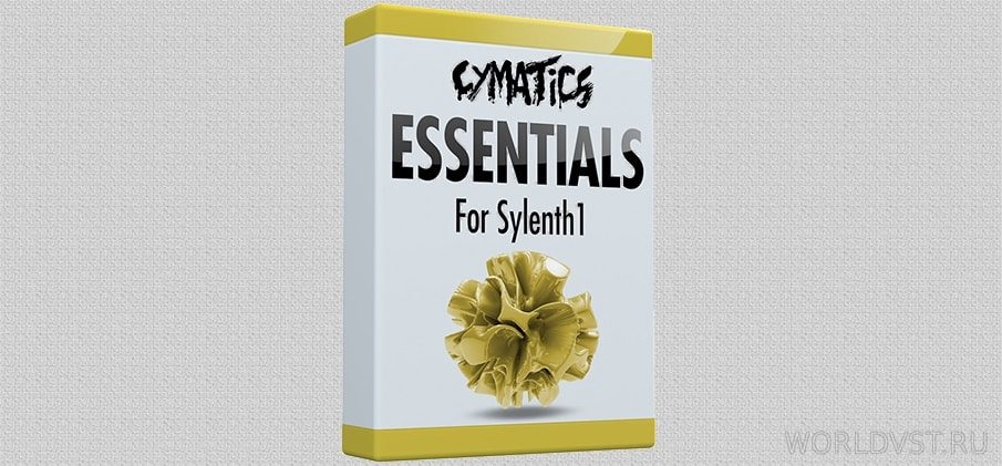 Cymatics - Essentials for Sylenth1 [Free] :: Бесплатные пресеты для Sylenth1