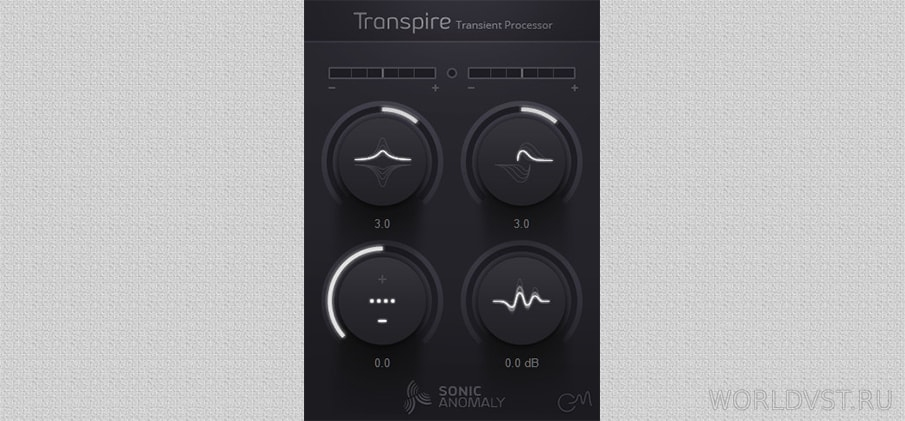 Sonic Anomaly - Transpire [WiN x64 x86] [MAC - read description] - Free Transient processor