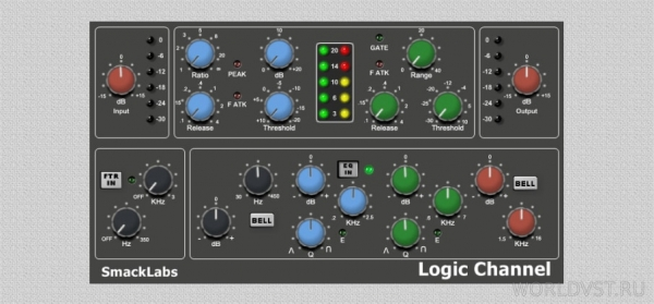 Smacklabs - Logic Channel [WiN] [x86] [Free] :: Б...