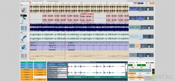 Tracktion - T6 DAW [WiN.OSX.Linux] [x86 x64] [Fre...