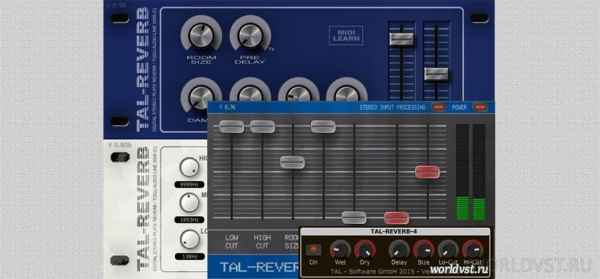Togu Audio Line - Reverbs [WiN.OSX] [x86 x64] [Fr...