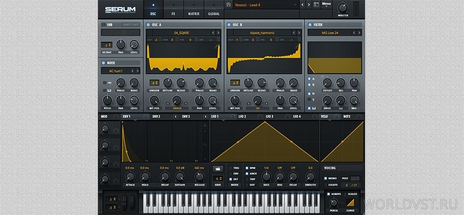Vandalism - Gold Skin for Serum - Skin For Serum