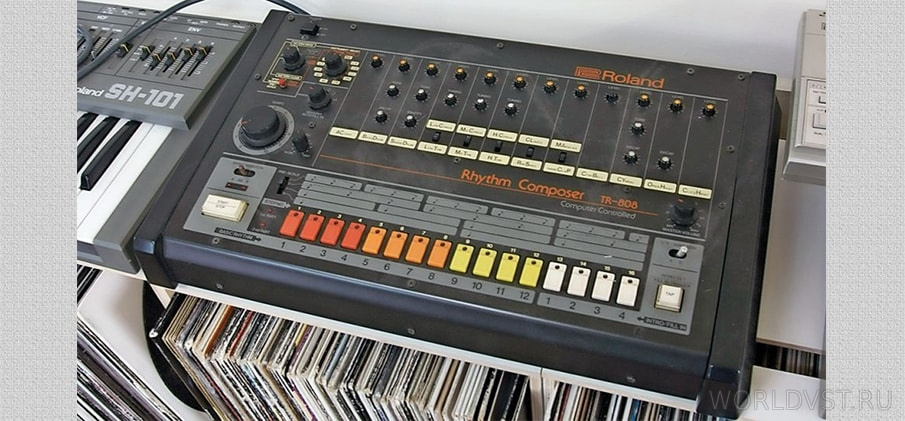 MusicRadar - Roland TR-808 Drum Samples And Loops [Free]