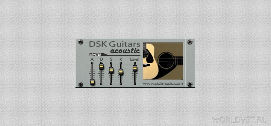 DSK - Guitars Acoustic [WiN x86] [Free]
