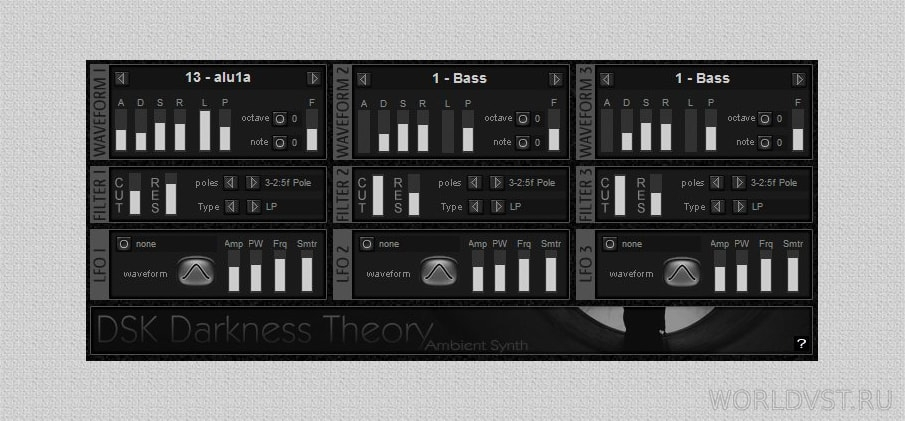 DSK - Darkness Theory [WiN x86] [Free]