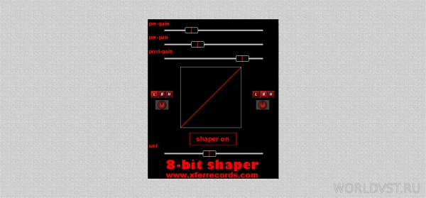 Xfer Records - 8-Bit Shaper [WiN.OSX] [x86] [Free...