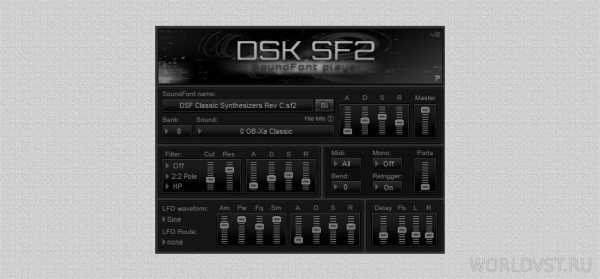 DSK - SF2 v2 [WiN x86] [Free]