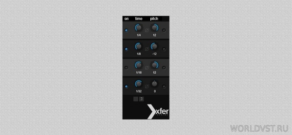 Xfer Records - MIDI Shift Array [WiN.OSX] [x86 x6...