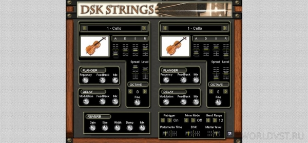 DSK - Strings [WiN x86] [Free]