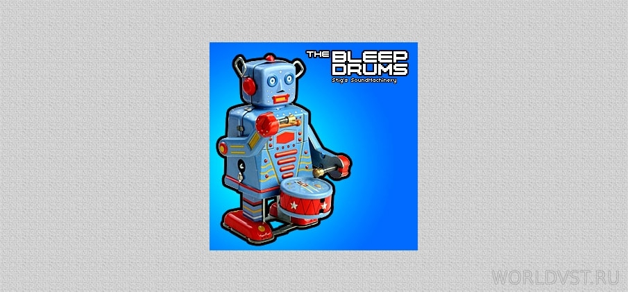 ToneBytes - The Bleep Drums [Free]