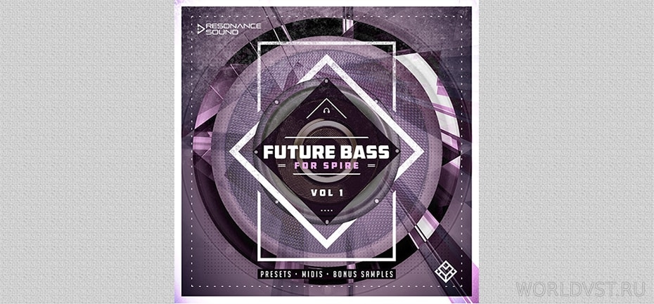Resonance Sound - Future Bass for Spire Vol.1 [Demo Pack] [Free]