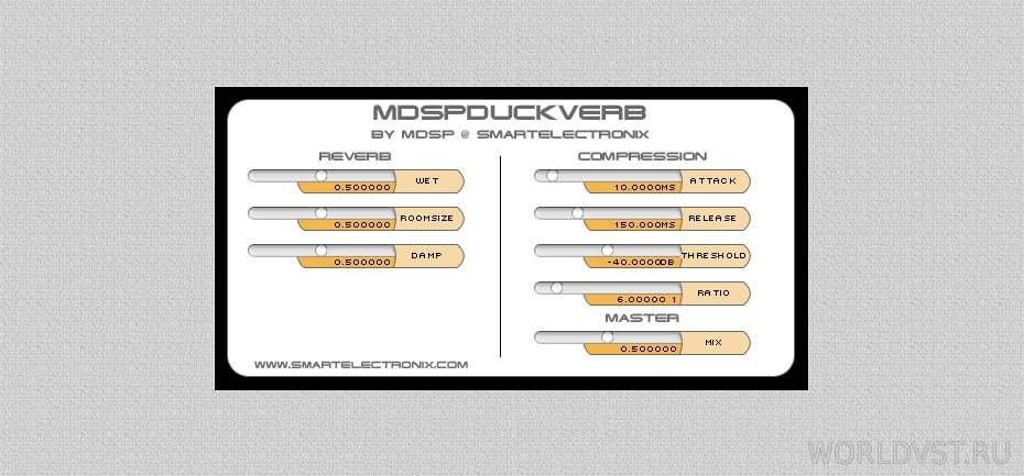 Mdsp@Smartelectronix - DuckVerb [WiN.OSX x86] [Free]