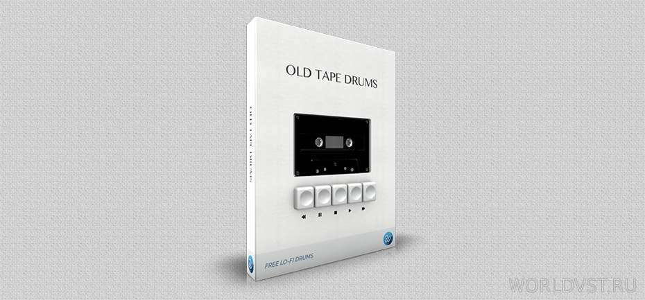Wavesfactory - Old Tape Drums [Free]