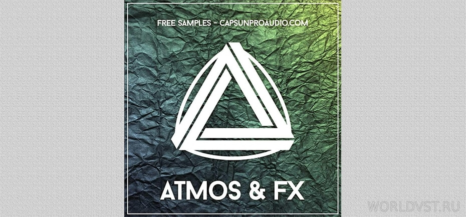 CAPSUN ProAudio - Atmospheric & FX Samples [Free]