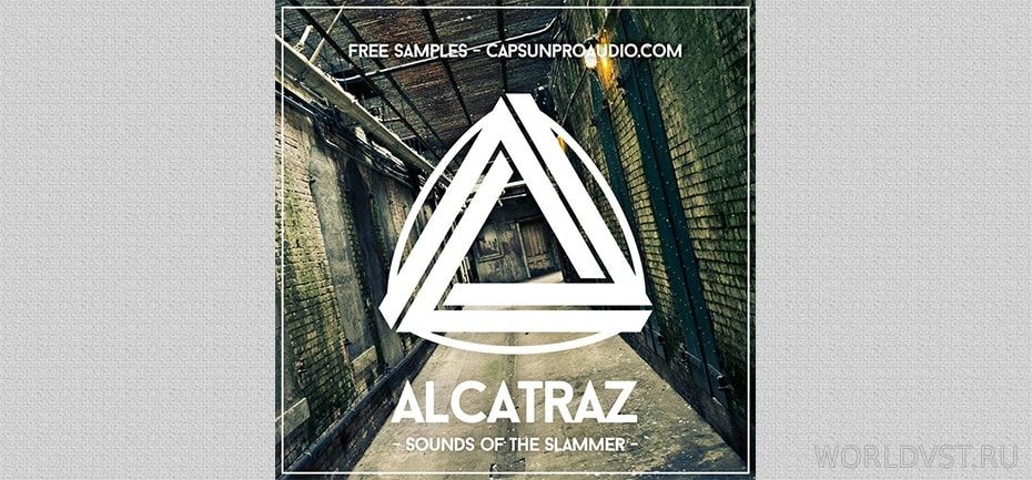 CAPSUN ProAudio - Sounds of the Slammer [Free]