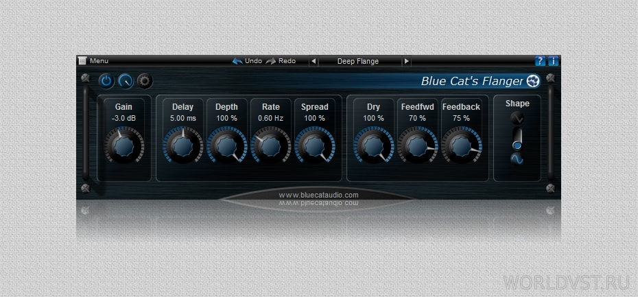 Blue Cat's - Flanger [WiN.OSX] [x86 x64] [Free]