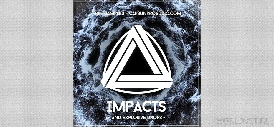 CAPSUN ProAudio - Impacts & Explosive Drops [Free]