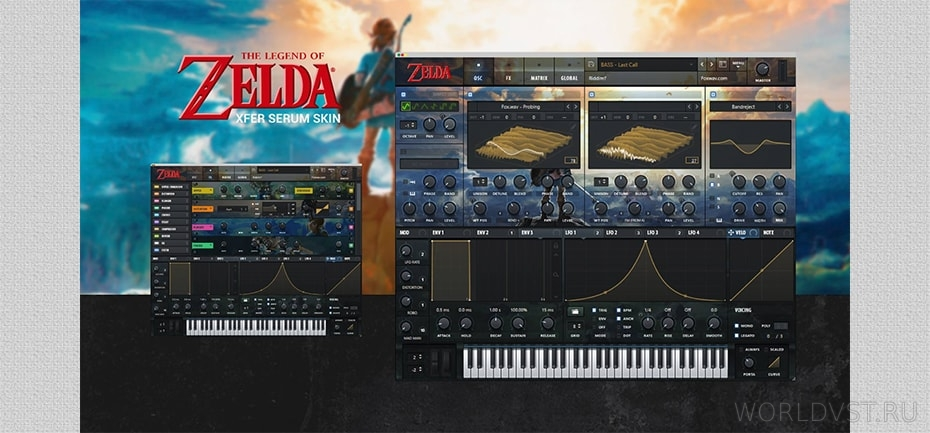 Justin Fowler - Legend Of Zelda [Free]