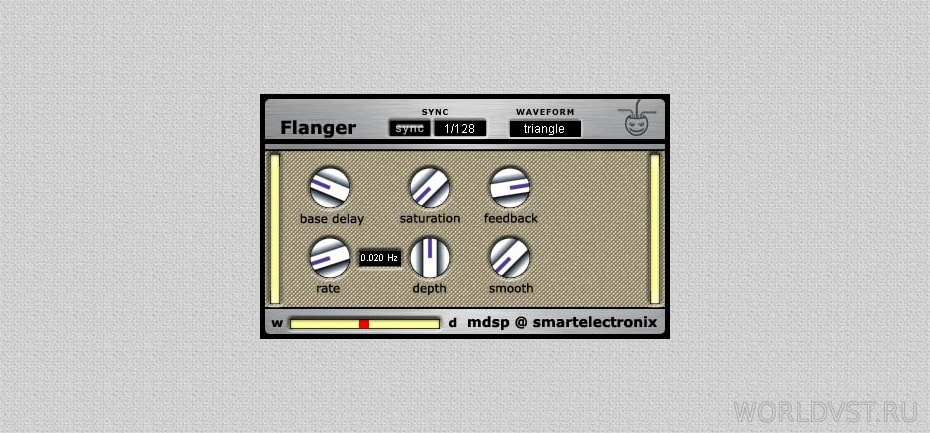 Mdsp@Smartelectronix - Flanger [WiN.OSX x86] [Free]