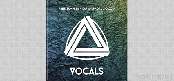 CAPSUN ProAudio - Vocal Samples [Free]