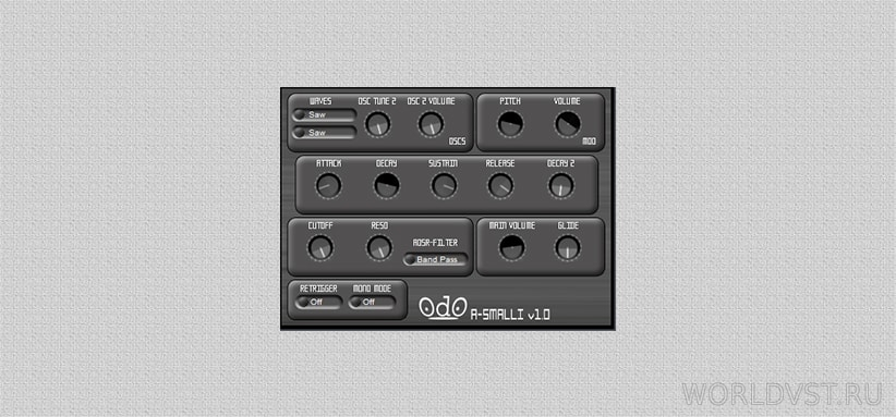 Odo Synths - A-Smalli [WiN] [x86] [Free]