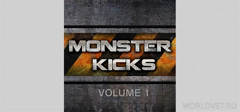 Resonance Sound (Black Octopus Sound) - Monster Kicks V1 [Demo Pack] [Free]