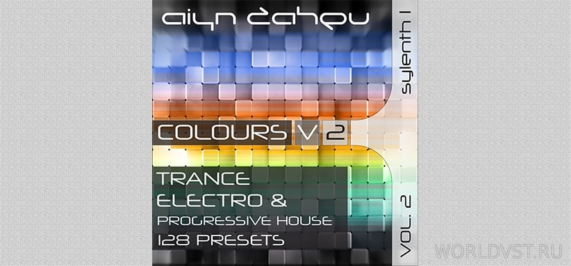 Resonance Sound (by Aiyn Zahev) - Colours Vol.2 for Sylenth1 [Demo Pack] [Free]