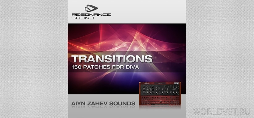 Resonance Sound (by Aiyn Zahev) - Transitions for Diva [Demo Pack] [Free]