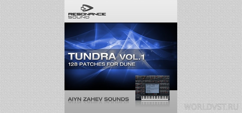 Resonance Sound (by Aiyn Zahev) - Tundra Vol.1 for Dune [Demo Pack] [Free]