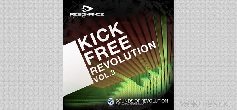 Resonance Sound (by SOR) - Kick Free Revolution Vol.3 [Demo Pack] [Free]
