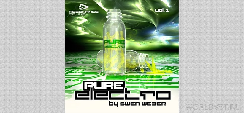 Resonance Sound (by Swen Weber) – Pure Electro Vol.1 [Demo Pack] [Free]