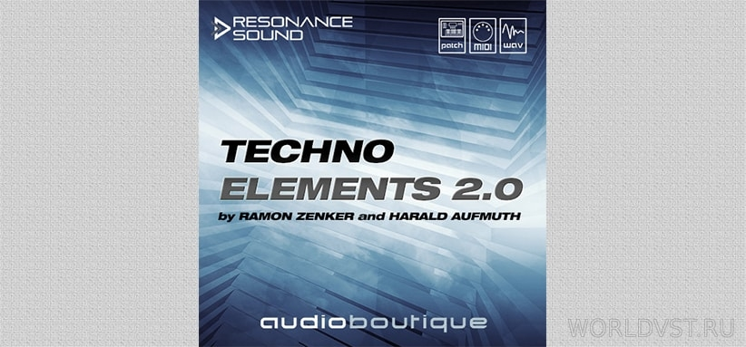 Resonance Sound (by Audio Boutique) - Techno Elements 2.0 [Demo Pack] [Free]