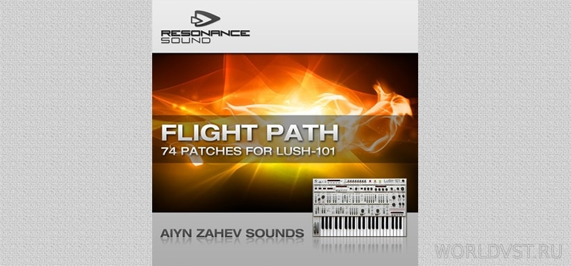 Resonance Sound (by Aiyn Zahev) - Flight Path For LuSH-101 [Demo Pack] [Free]