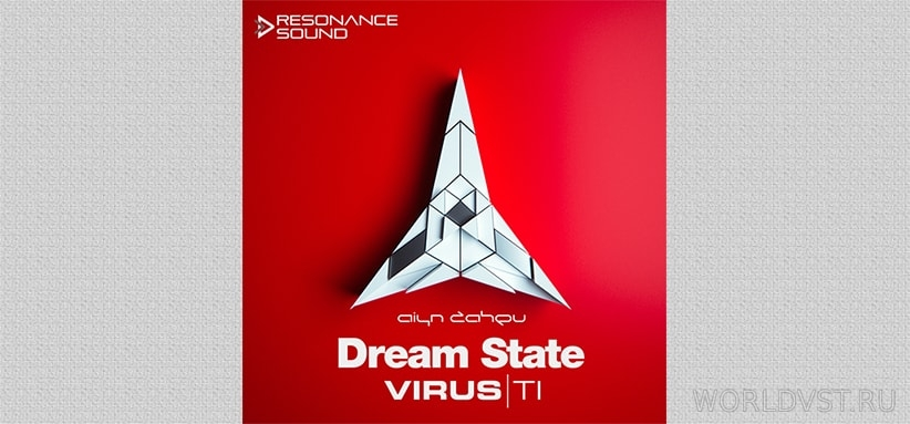 Resonance Sound (by Aiyn Zahev) - Dream State Virus Ti Vol.1 [Demo Pack] [Free]