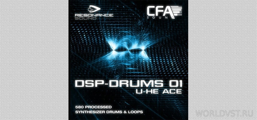 Resonance Sound (by CFA-Sound) - DSP-Drums 01 ACE [Demo Pack] [Free]