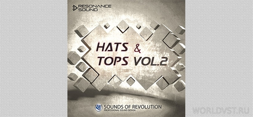 Resonance Sound (by SOR) - Hats & Tops Vol.2 [Demo Pack] [Free]