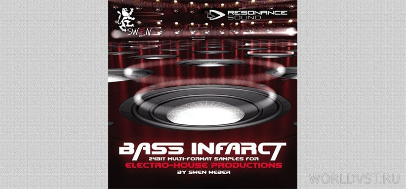Resonance Sound (by Swen Weber) – Bass Infarct [Demo Pack] [Free]