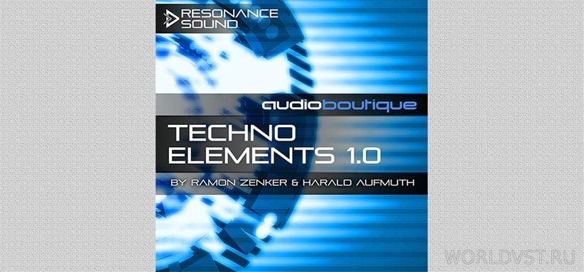 Resonance Sound (by Audio Boutique) - Techno Elements 1.0 [Demo Pack] [Free]