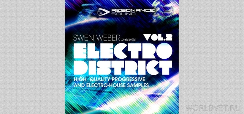 Resonance Sound (by Swen Weber) - Electro District Vol.2 [Demo Pack] [Free]