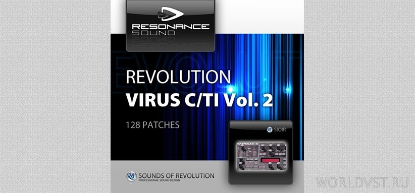 Resonance Sound (by SOR) - Revolution Virus C/TI Vol.2 [Demo Pack] [Free]