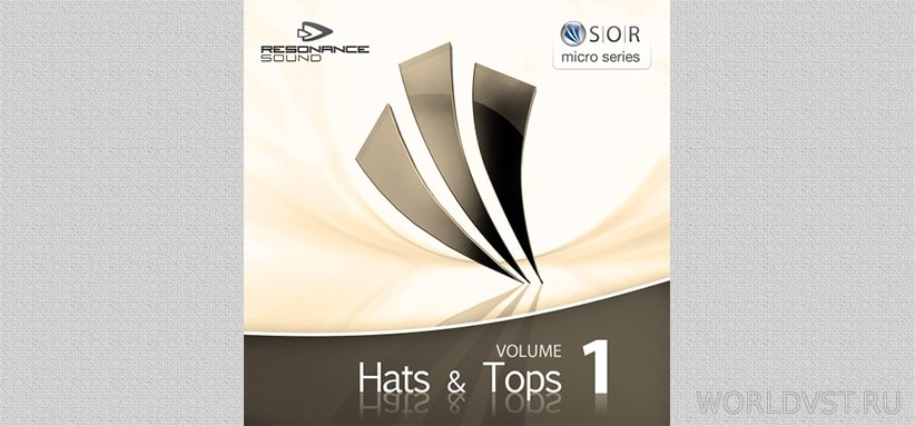 Resonance Sound (by SOR) - Hats and Tops Vol.1 [Demo Pack] [Free]